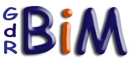 Logo GDR BIM